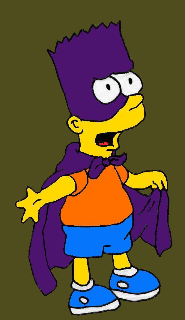 Bartman by dragonlorest