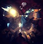 Phoenix Armor - bra 03 by AudentiaGuild