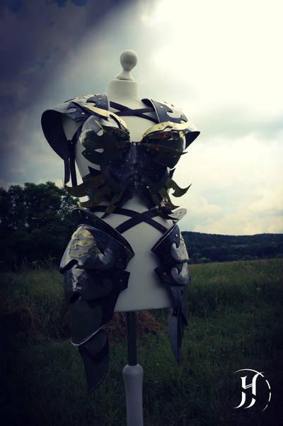 Phoenix Armor - final 02 by AudentiaGuild