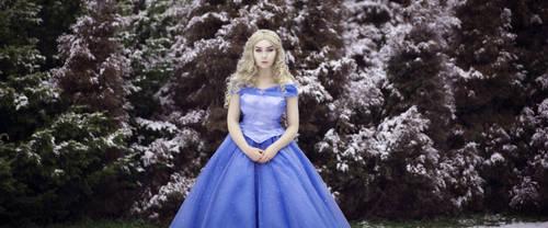 Othien as Cinderella by AudentiaGuild