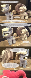 Pies in Ponyville by DeadParrot22