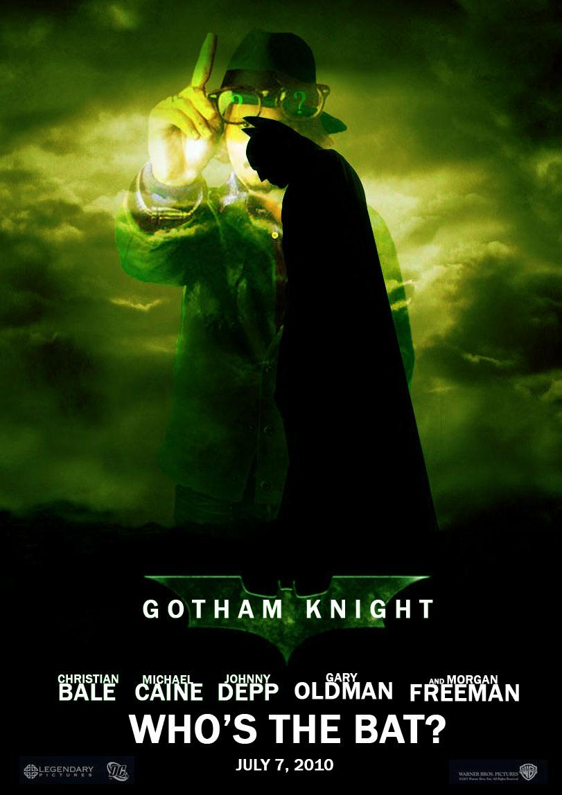 Batman Movie Poster Project by AceSpartan on DeviantArt