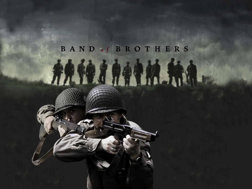 Band Of Brothers : Frères d'Armes Band_of_Brothers_by_SjoerdB