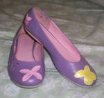 Butterfly Shoes Alt