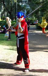 TTGL Kamina cosplay by Elffi