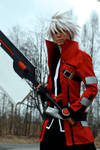 Ragna The Bloodedge cosplay