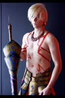 Gilgamesh - Fate by Elffi