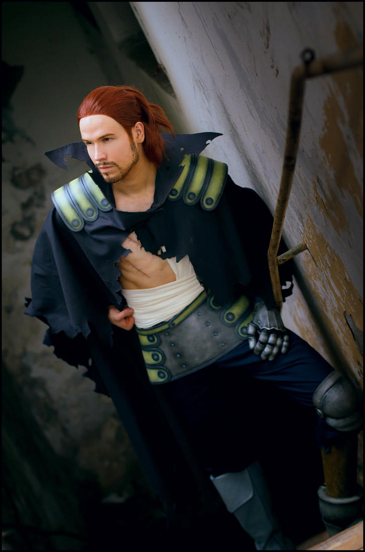 Gildarts Clive - Fairy Tail by Elffi on DeviantArt