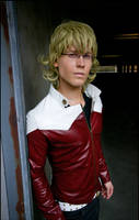 Barnaby Brooks Jr. - Tiger and Bunny Cosplay by Elffi