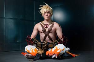 Shura - Ragnarok Online - Cosplay by Elffi