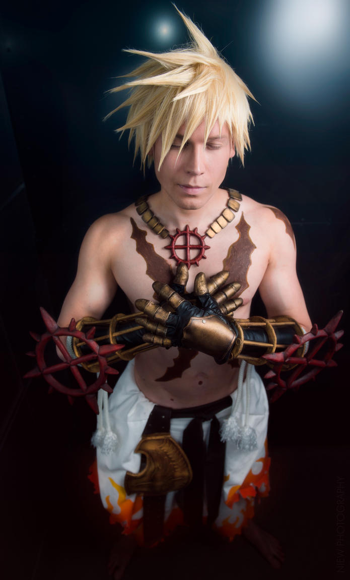 In the world of dreams - Shura - Ragnarok Online by Elffi
