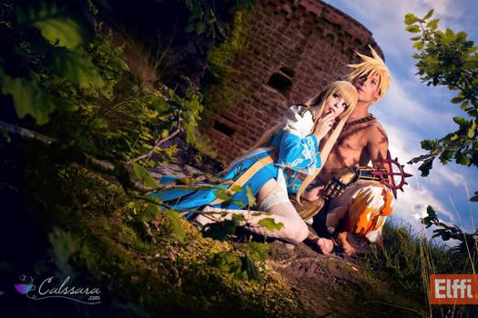 Shura and Archbishop - Ragnarok Online - Cosplay