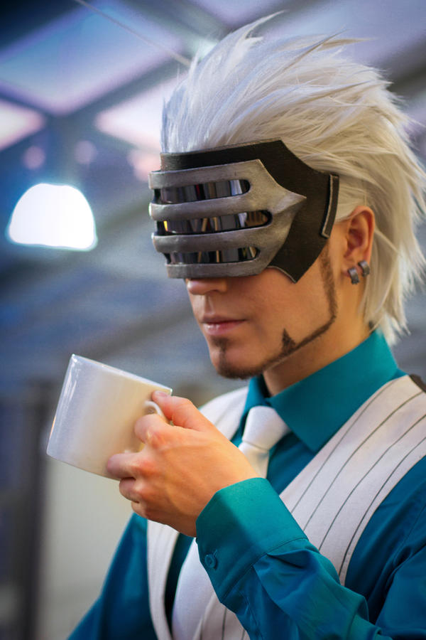 Godot - Ace Attorney - Cosplay by Elffi