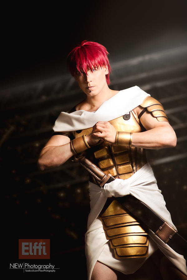 Masrur - Magi - Cosplay by Elffi