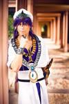 Sinbad - Magi The Labyrinth of Magic (Cosplay)