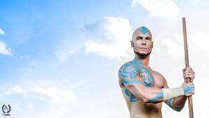 Adult Aang - Avatar: The Last Airbender