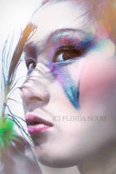geisha like porcelain by beanutputter
