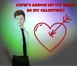 Kimoto's valentine by Betting-On-Love