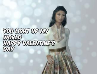 Yoko Valentine by Betting-On-Love