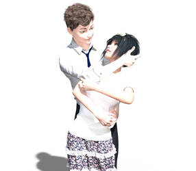 Kimoto and Rai 1.1 by Betting-On-Love