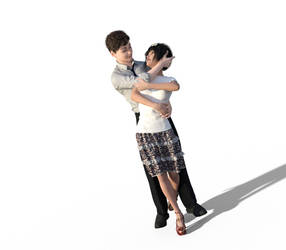 Kimoto and Rai 1.2 by Betting-On-Love
