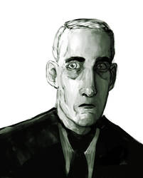 HP Lovecraft by DrugsForRobots