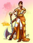 Warrior Princess Belle