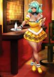 [Comm] Honey Blossom Tea House