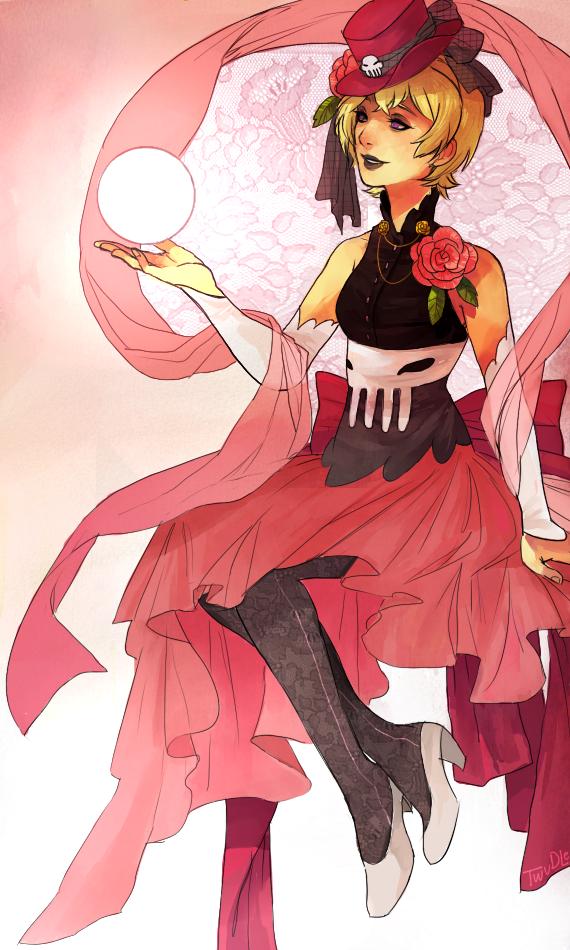 Rose Yep by mangoranger