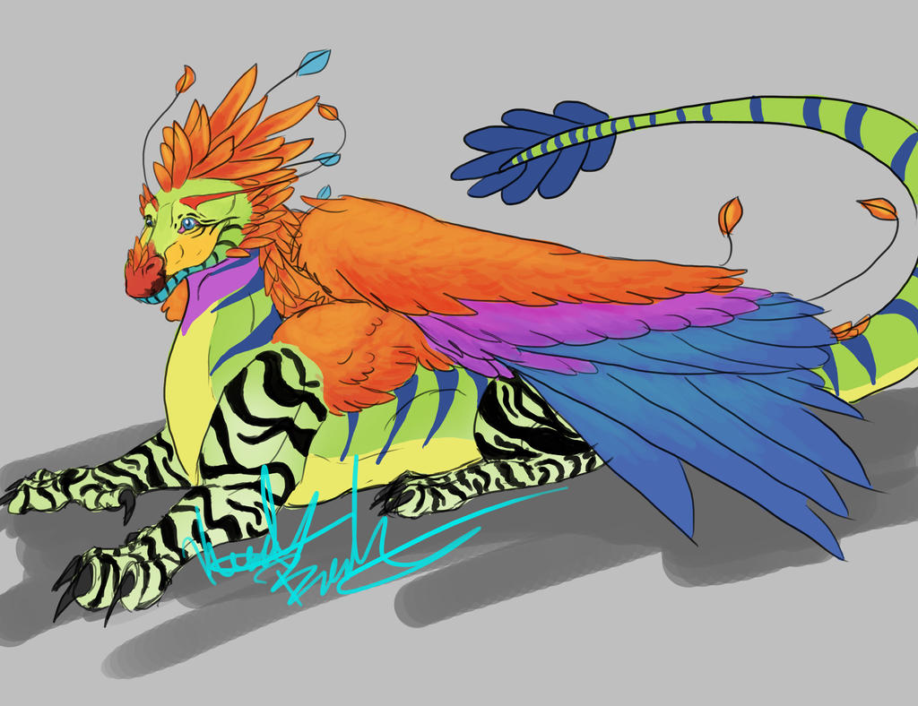 All Things Bright And Colorful By Cloudclipper On Deviantart