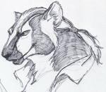 Pendryg as Badger