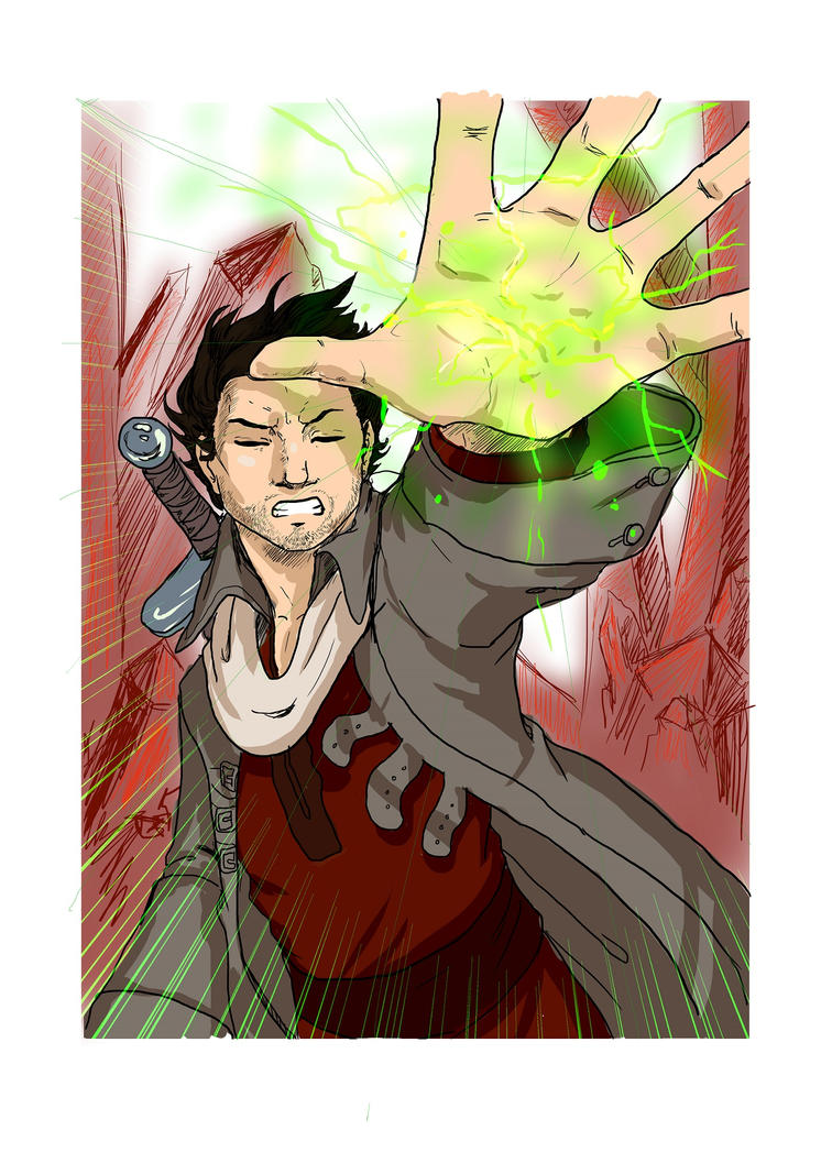 DA:I Inquisitor by xaotl