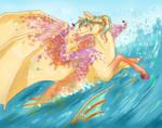Wavebreaker by xaotl