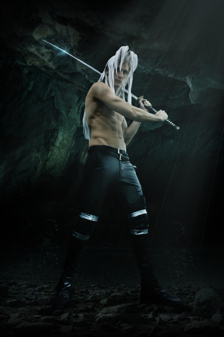Sephiroth Cos by KNami