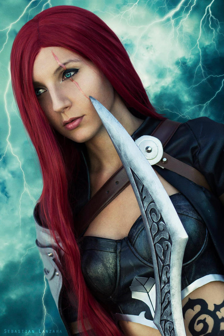 Katarina LoL by KNami