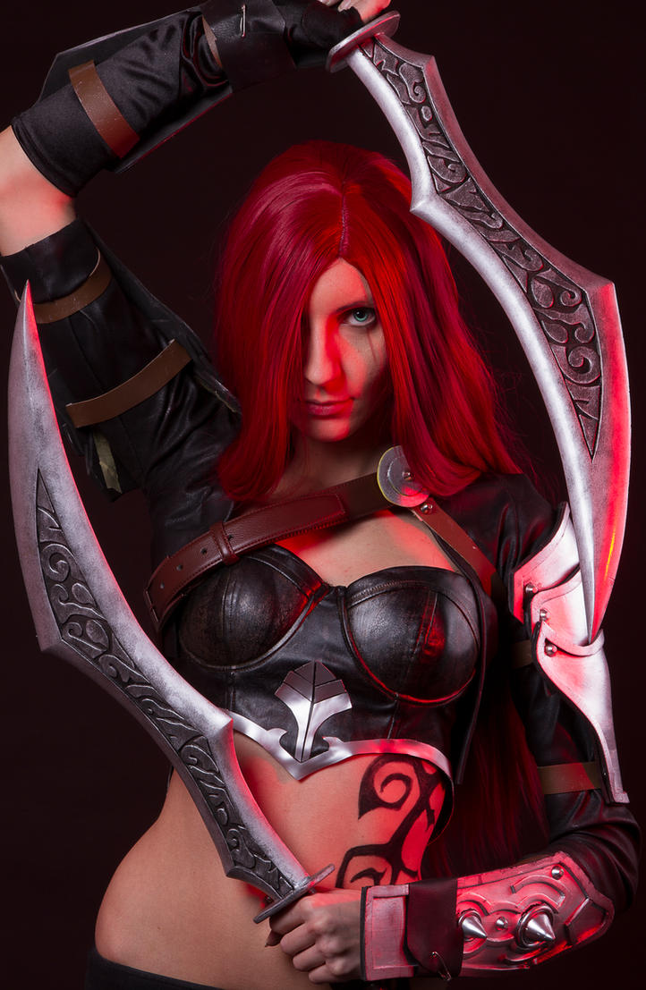 Katarina Cosplay by KNami