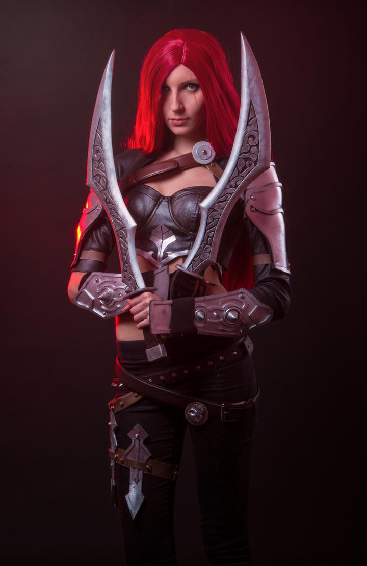 Katarina Cosplay 2 by KNami on DeviantArt