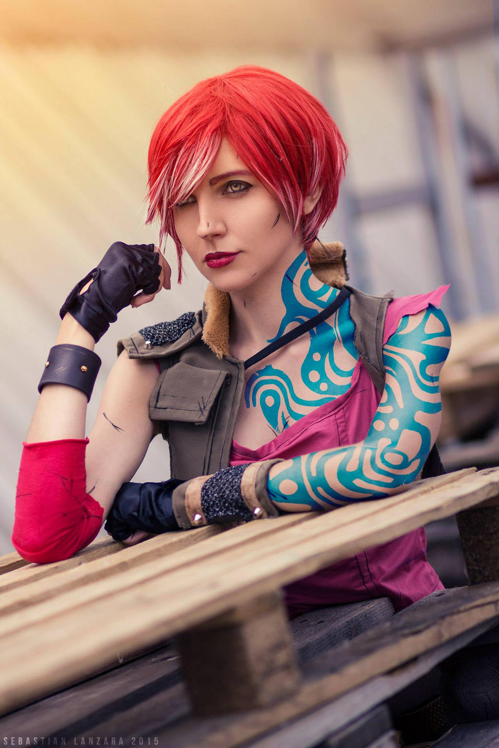 lilith cosplay by knami on deviantart