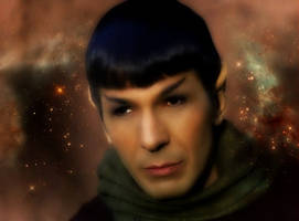 Mr Spock by BeyondGenesis