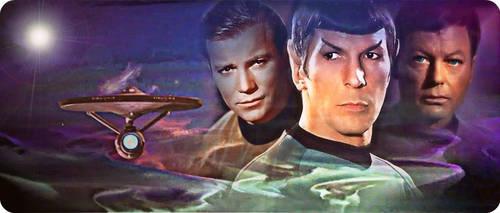 Star Trek TOS by BeyondGenesis