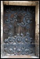 Castle Door by Ravensilver