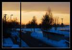 Winter Sunrise by Ravensilver