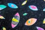 Eyes in the Sky: Detail 1 by Ravensilver