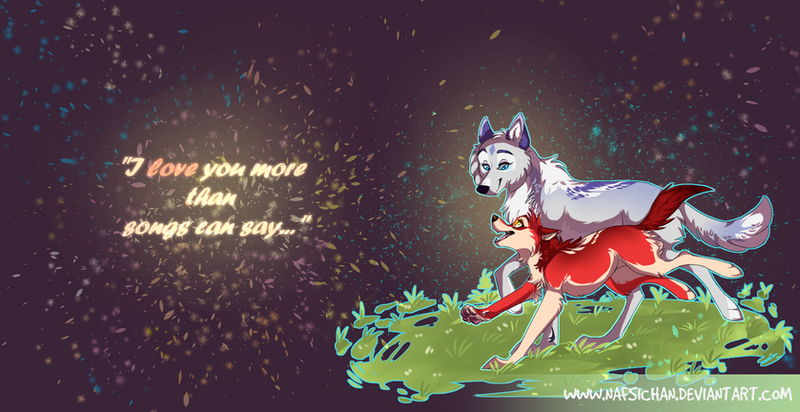 In Loving Memory by Nafsi-chan