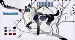 .:WoLF:. Dianna - Loner app [DECEASED]