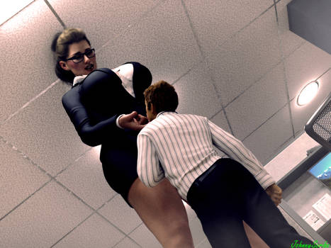 Inappropriate Office Conduct