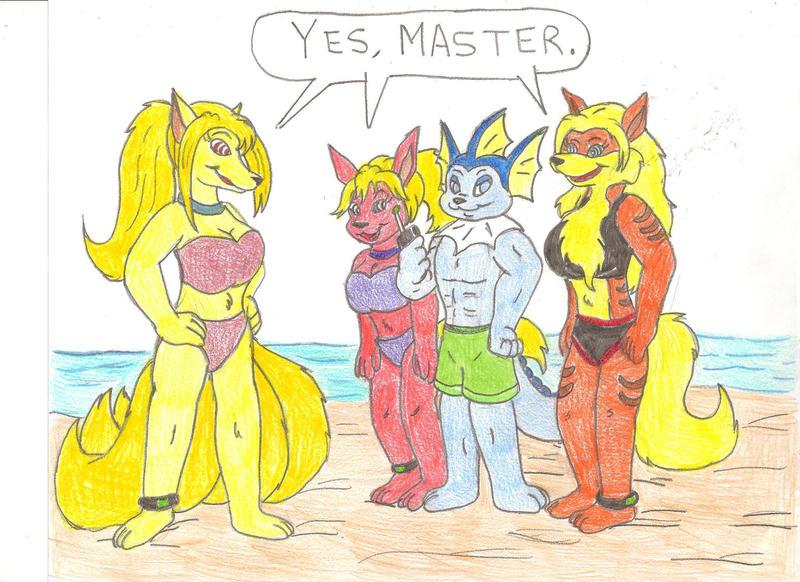 hypnotized pokemon girls