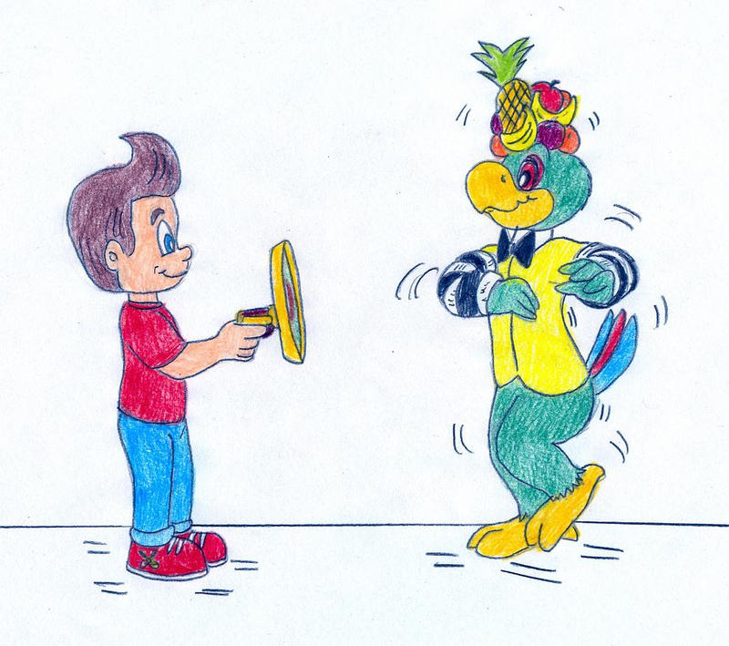 Hypno - Jimmy and Jose by Jose-Ramiro