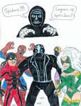Legion of Spiders