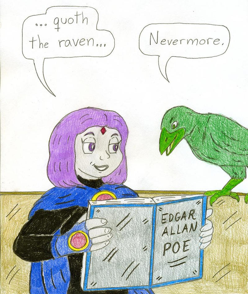Raven Superhero And Beast Boy Raven And Beast Boy Poe by